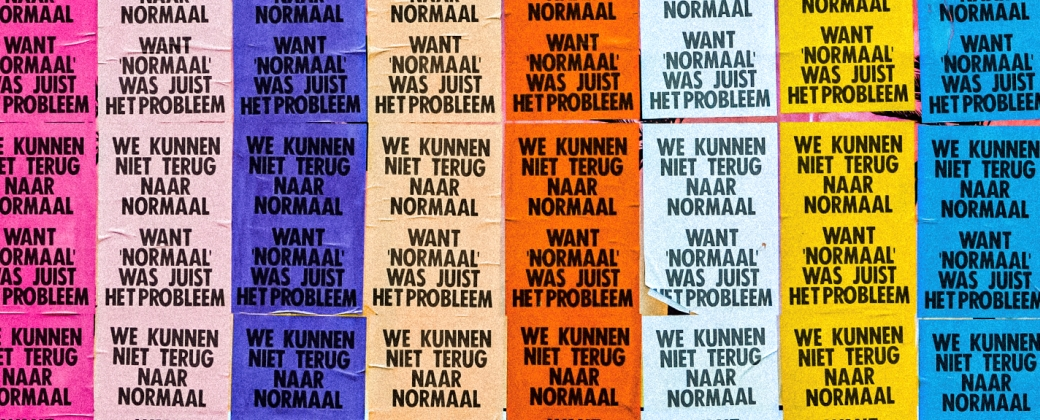 Image: No Going Back (Amsterdam 2020)